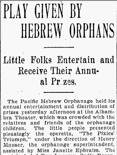 SF Chronicle, 27 October 1902. From Newsbank.com.
