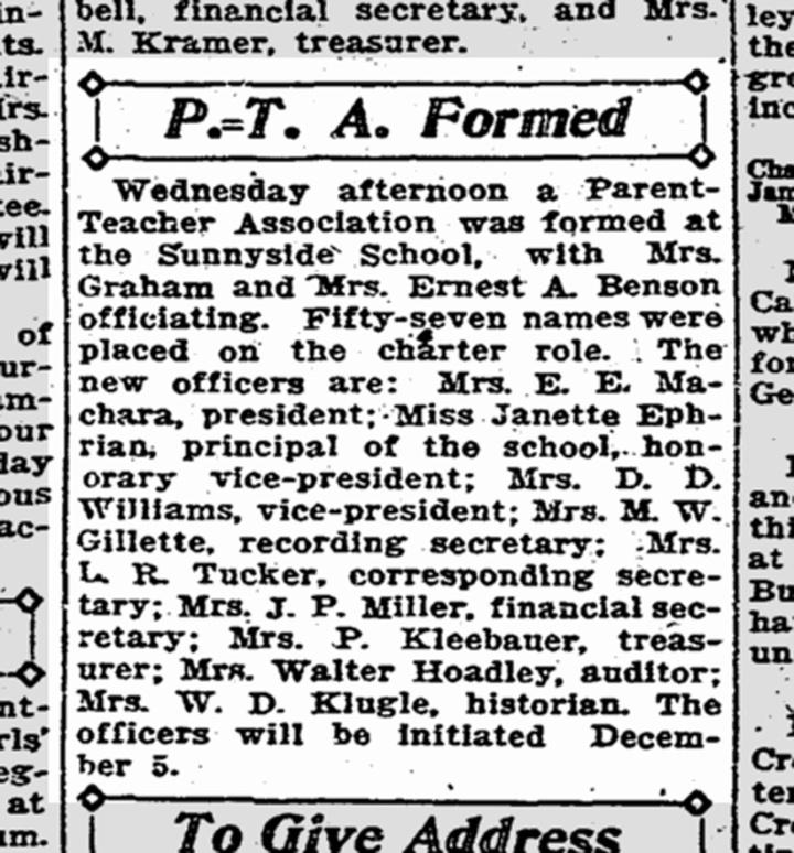SF Chronicle, 17 November 1923. From Newsbank.com.
